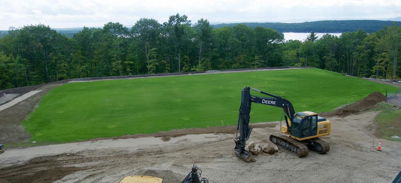 RES Field new grass