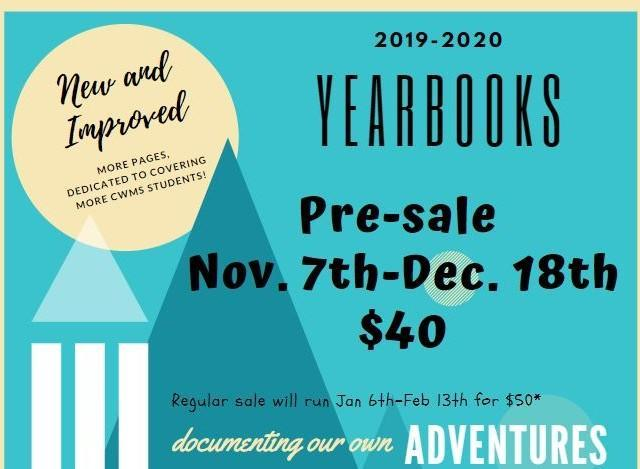 2019-2020 Yearbooks Now on Sale! Thumbnail Image