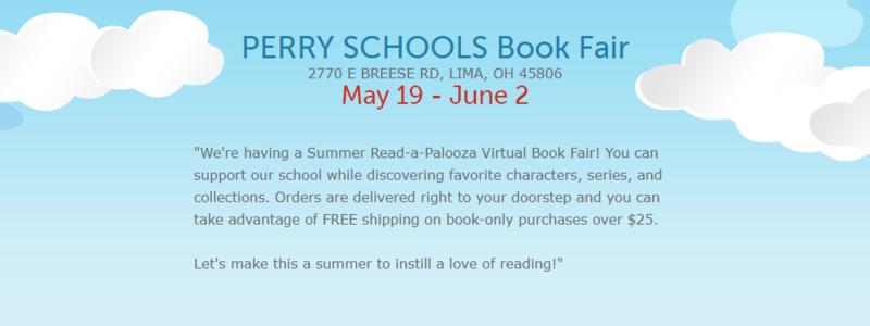 PERRY LOCAL SCHOOLS Book Fair Thumbnail Image