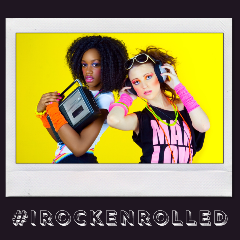 Let's RockENROLL! It's Through the Decades Festival Week! Featured Photo