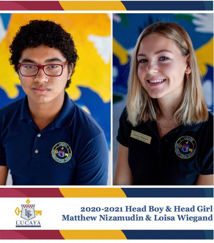 Head Girl and Head Boy 2020-2021 Featured Photo