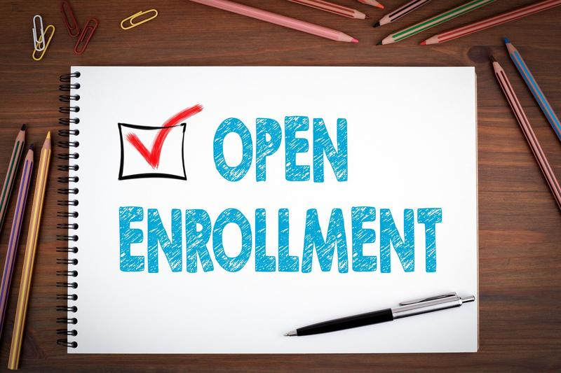 Open Enrollment Notice for 2021-22 Featured Photo