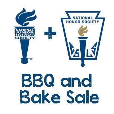NHS/NJHS BBQ Dinner and Bake Sale Featured Photo
