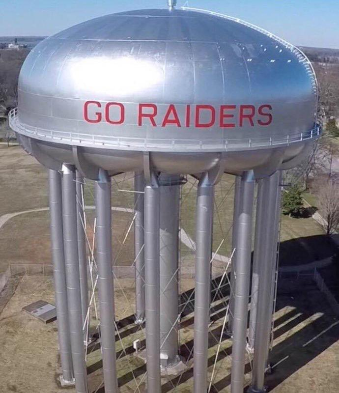 Go Red Raiders!