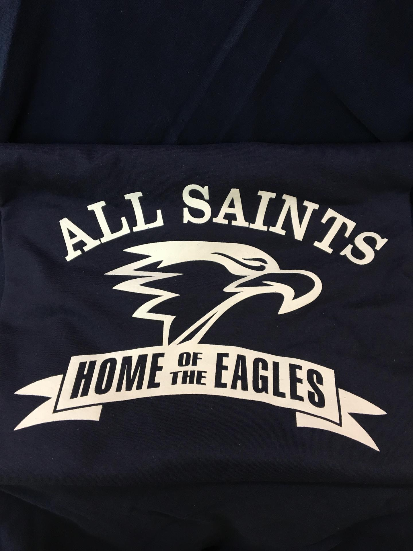 Home of the Eagles Short Sleeve Shirt