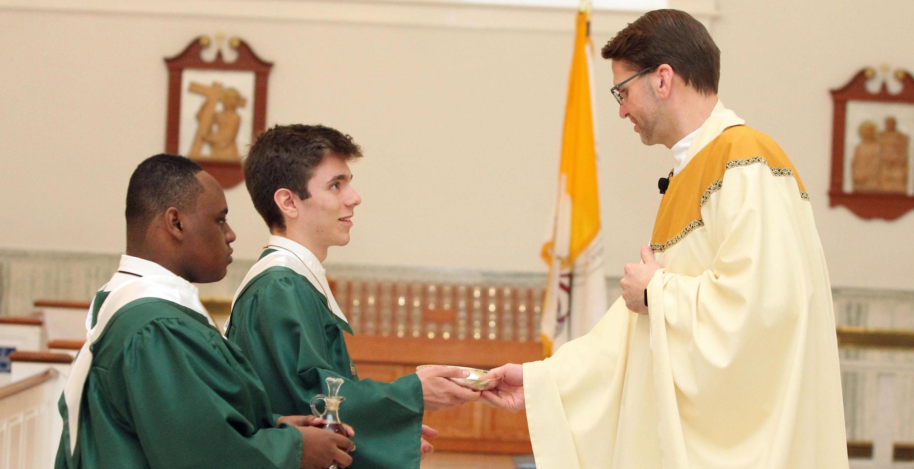 Boys' Mass