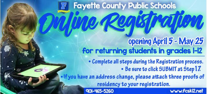 EJHS Online Registration-2021-2022 Thumbnail Image