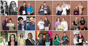 SVHS top 15 and mentors