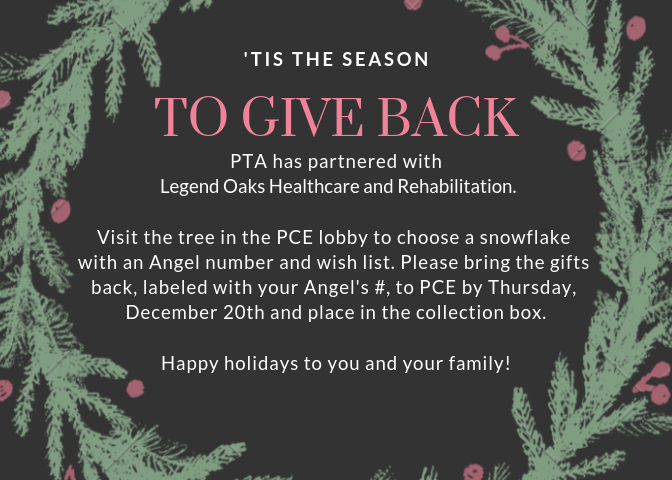 Giving Back for the Holidays! Thumbnail Image