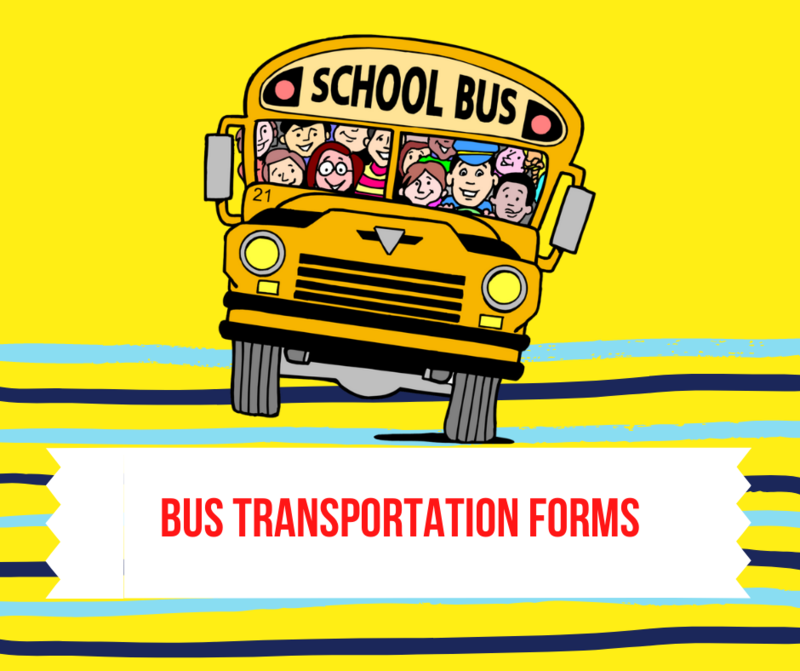 Bus Transportation Forms Featured Photo
