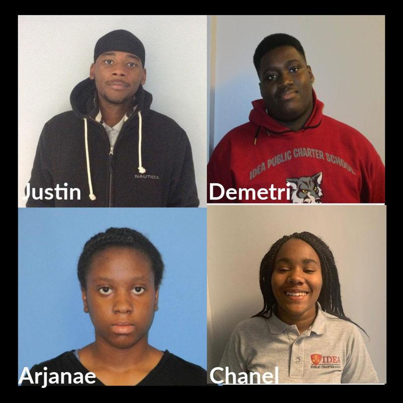 Congratulations to Our April Scholars of the Month Thumbnail Image