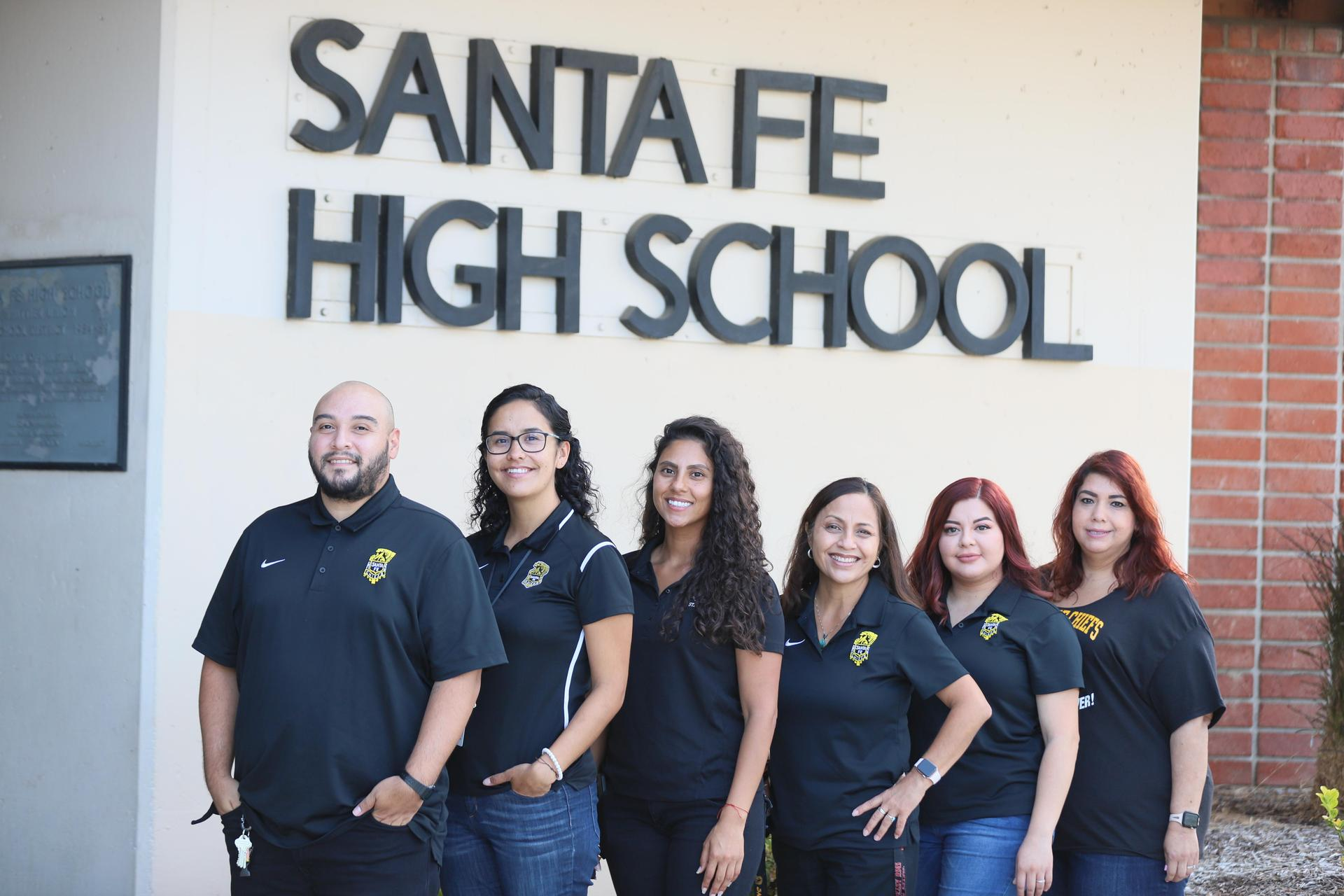 SFHS Expanded Horizons Staff 2018-2019