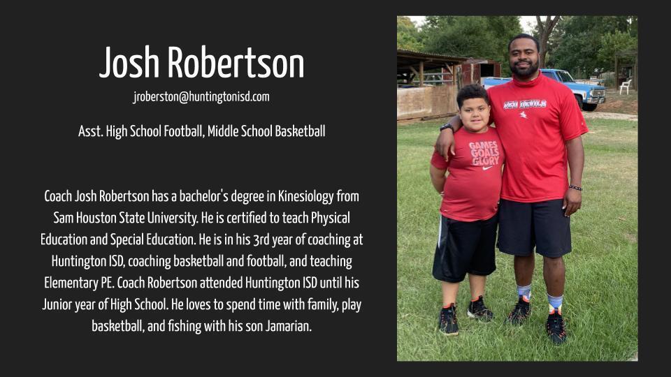 Coach Rob