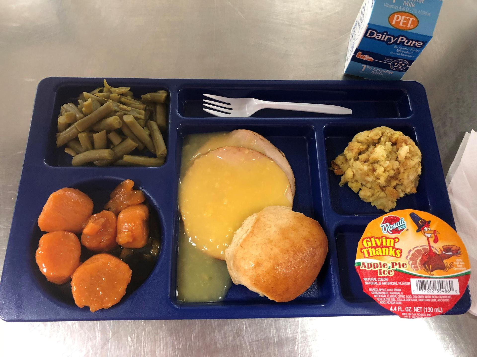 Mtn. View Lunch Plate