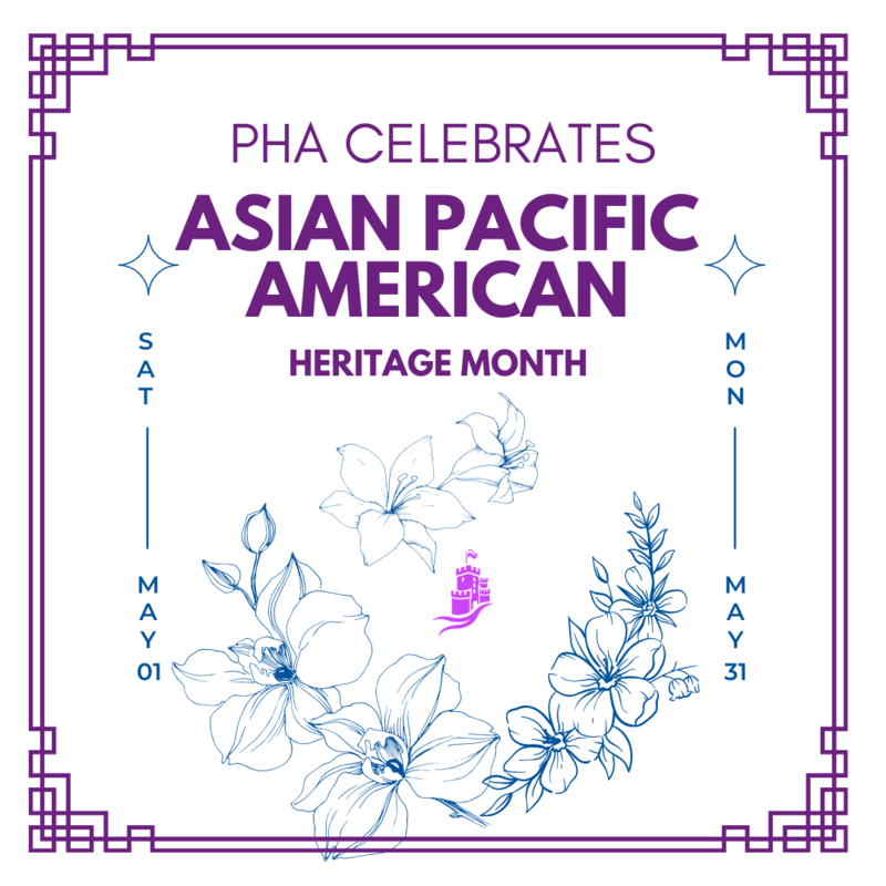 PHA Celebrates Asian American and Pacific Islander Heritage Month Featured Photo