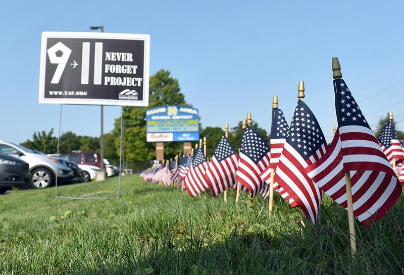 Sept. 11 Never Forget Project