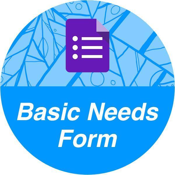 Basic Needs Form