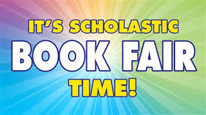 It's Scholastic Book Fair Time!