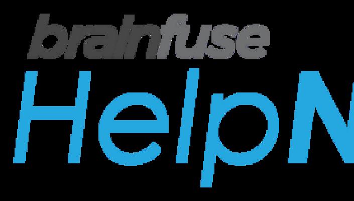 Brain fuse banner logo