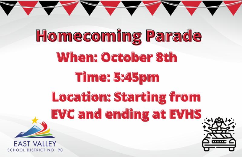 EVHS Homecoming Parade