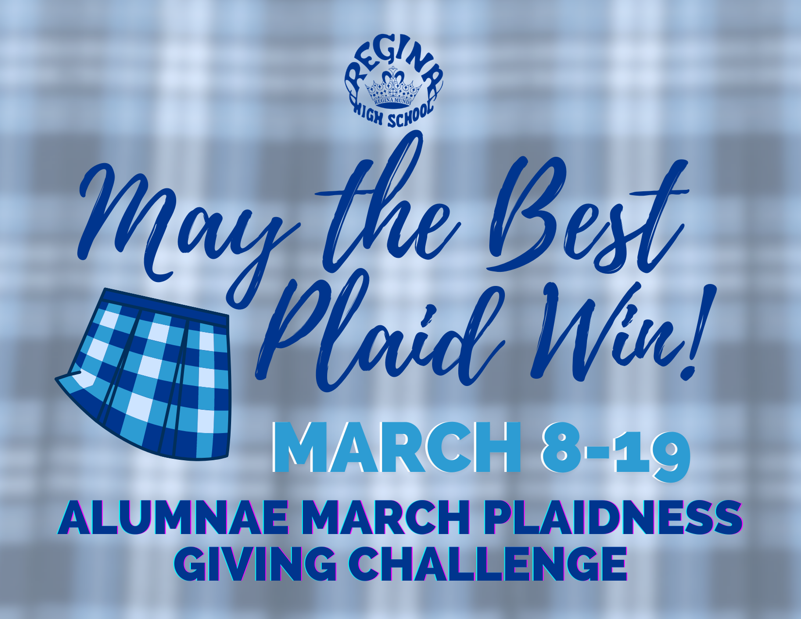 March Plaidness