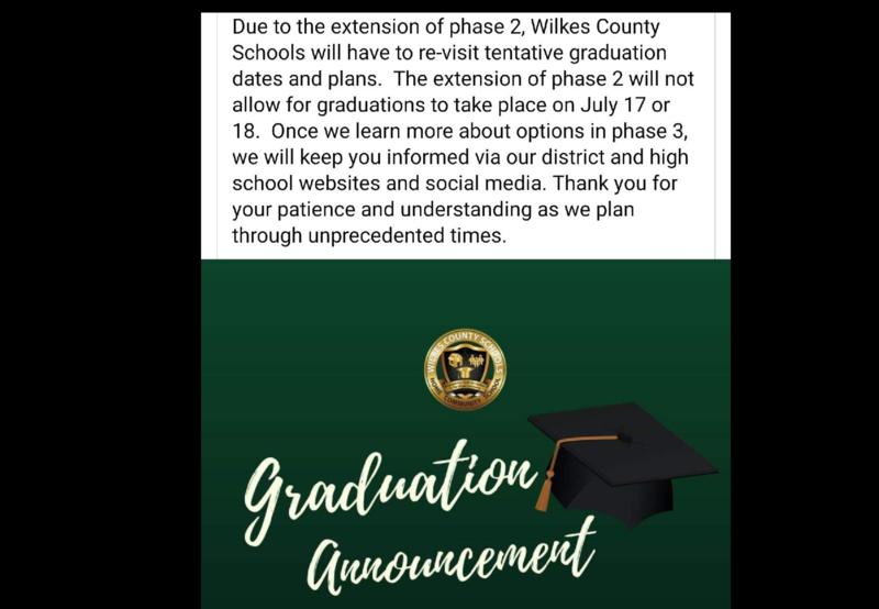 Graduation Change