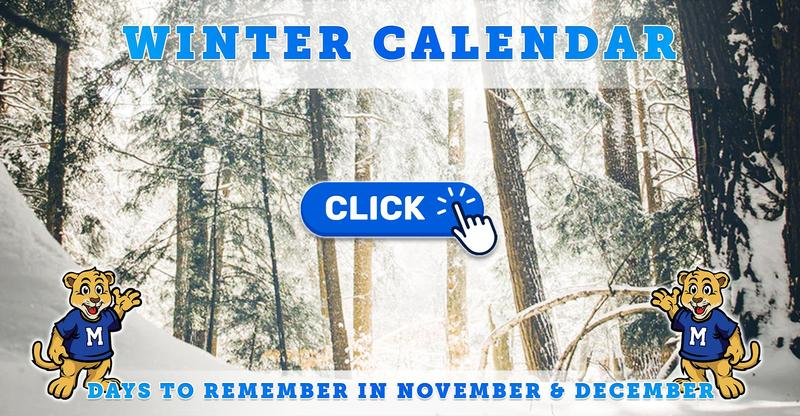 November & December Calendar: Important Dates to Remember