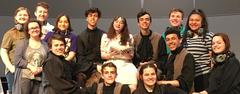 The Brewer High School Theatre Department won the Bi-District UIL One Act Play Competition, and the students will advance to Area Competition. The contest will be at 6:30 p.m. Friday, April 5 at Keller Central High School. Tickets are $10.