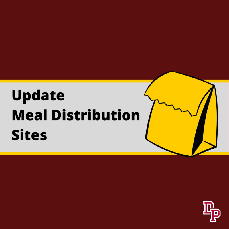 meal site changes