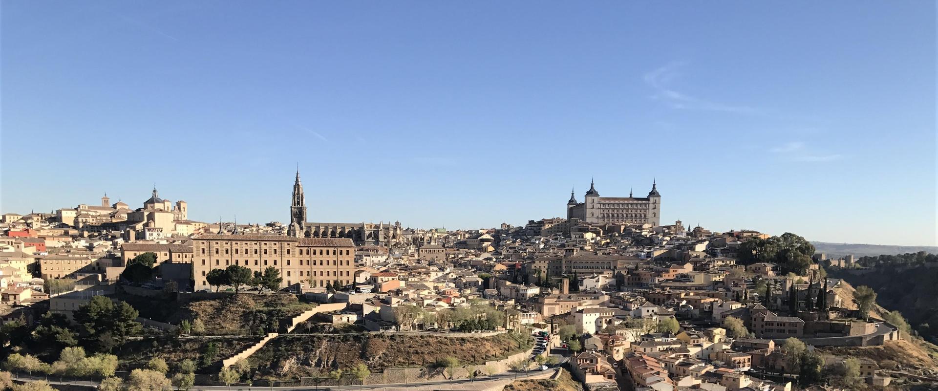 La Vista de Toledo, España