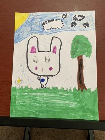Art By Vejar Student - PreK - 2nd