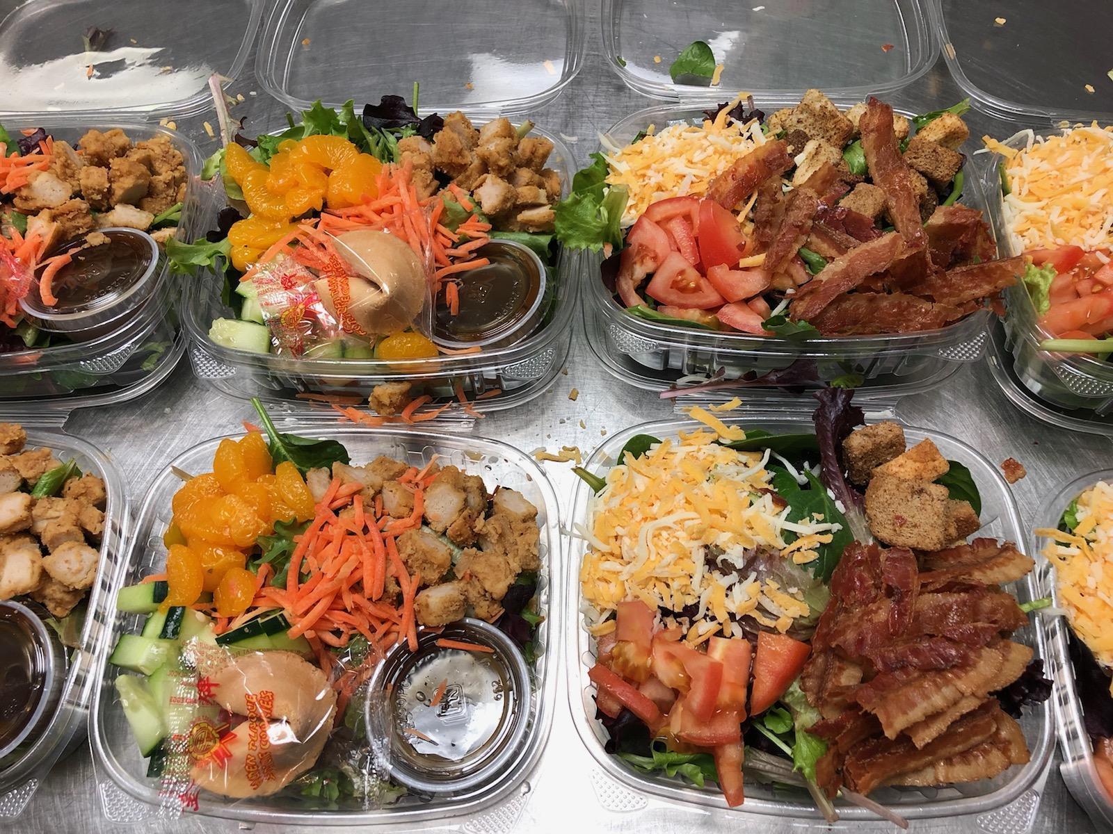 Bird's Nest Cafe - Fresh Salads