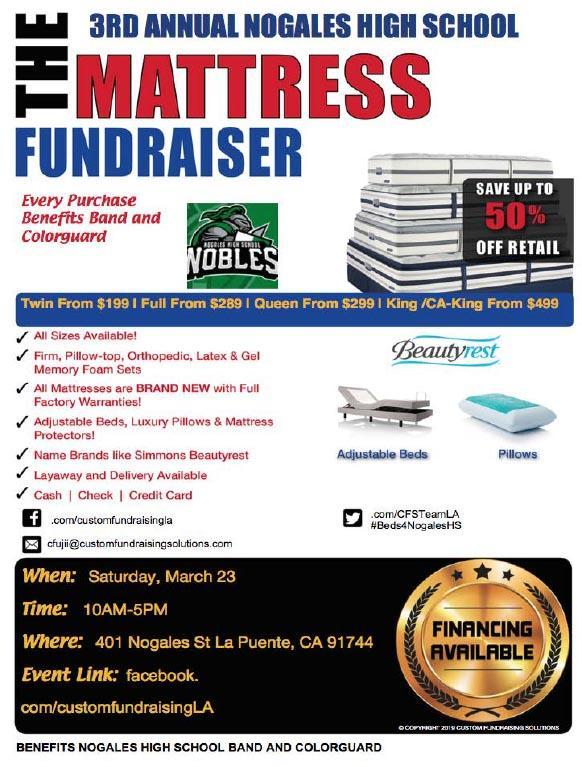 Fundraiser for NHS