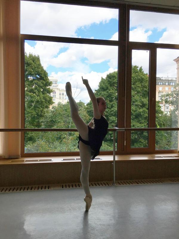 Diana Mastellone'19 Studies Ballet, Culture, and Language in Russia Thumbnail Image
