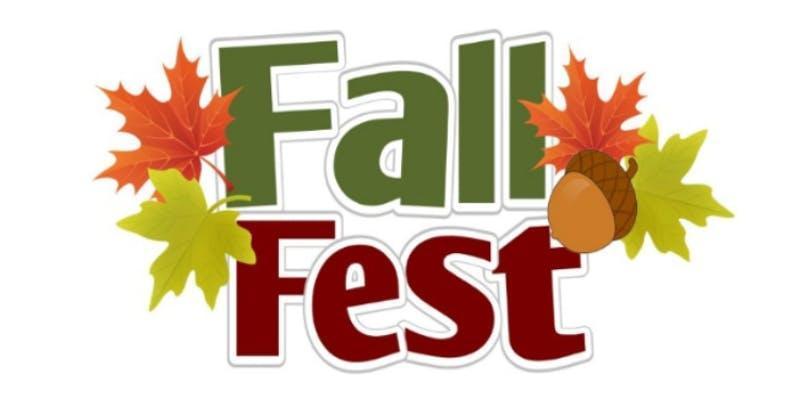Fall fest leaves