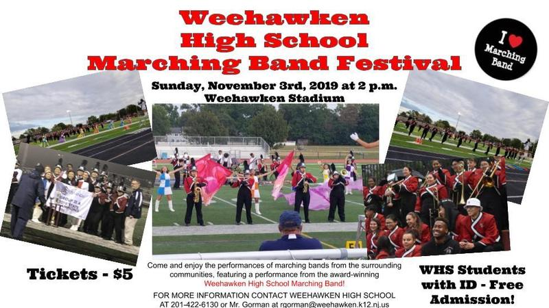 WHS Marching Band Festival