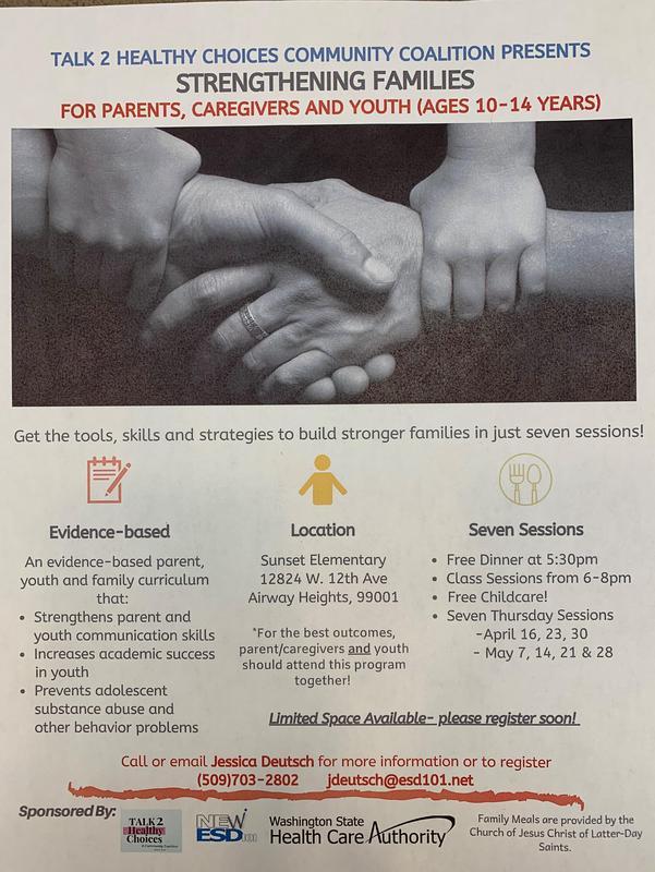 Strengthening Families Classes Thumbnail Image