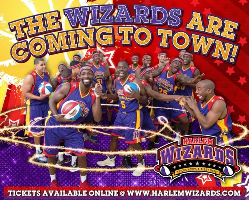 Harlem Wizards at ASCS Thumbnail Image