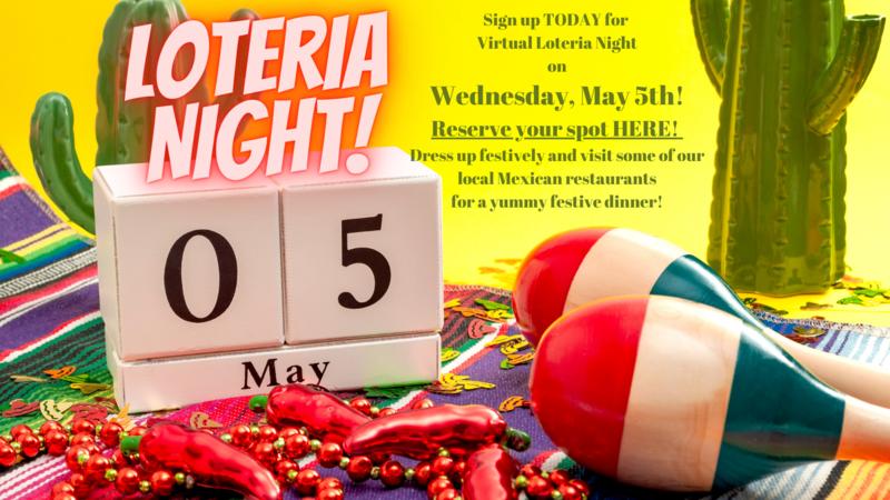 Cinco de Mayo LOTERIA! Featured Photo