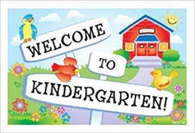 2020 Kindergarten Kickoff  (Thursday, April 2--5:30–6:30PM) Featured Photo