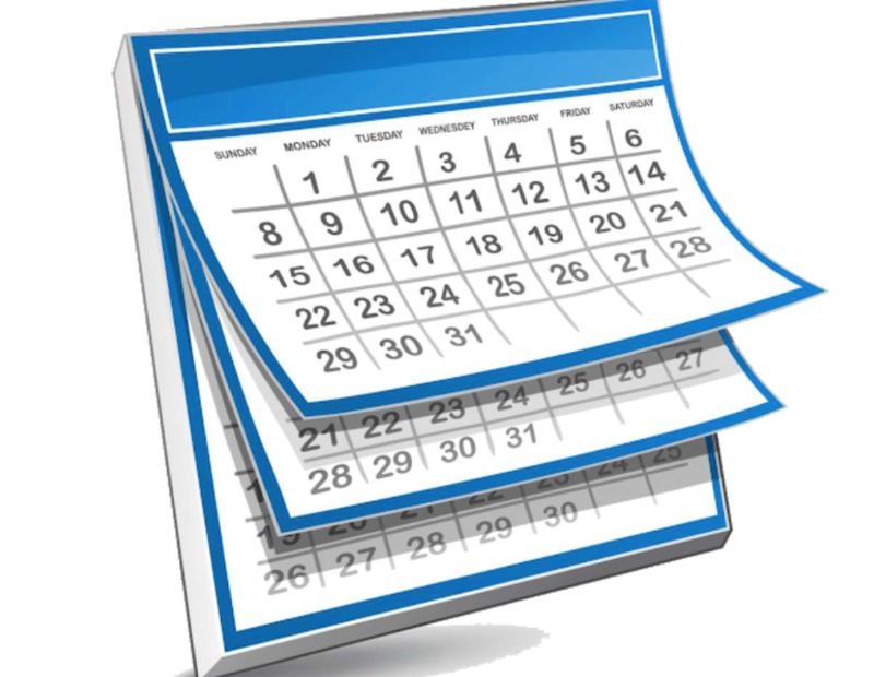 Important End of Year Dates Featured Photo