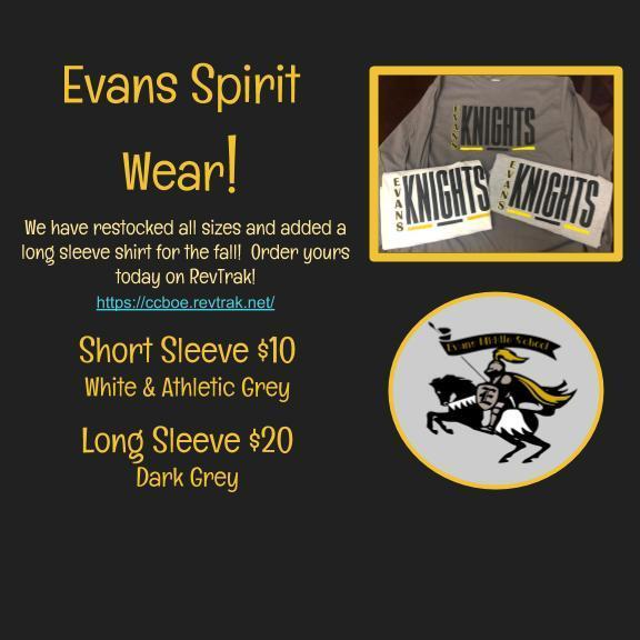 EMS Spirit Wear