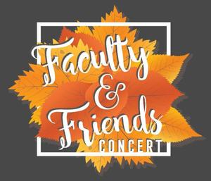 Faculty & Friends Concert Image