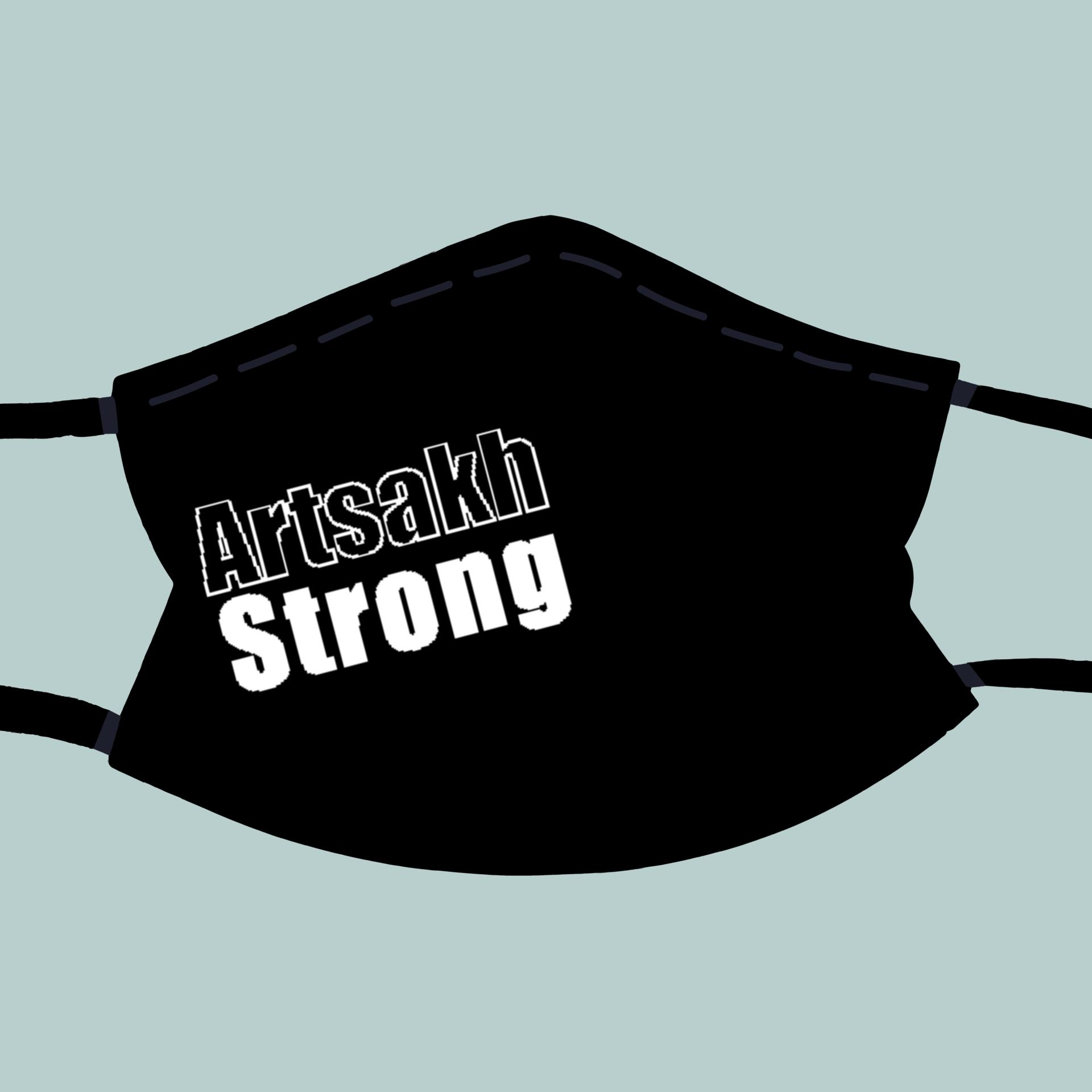 Half Screen Artsakh Strong