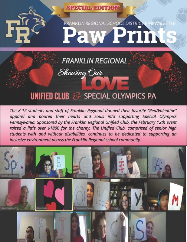 Paw Prints Special Edition: