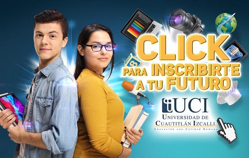 Click para inscribirte a tu futuro en la UCI Featured Photo