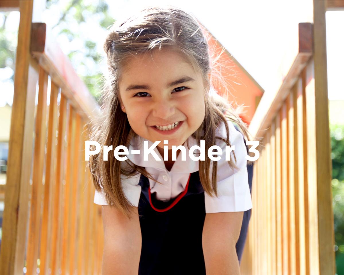 Pre- Kinder 3