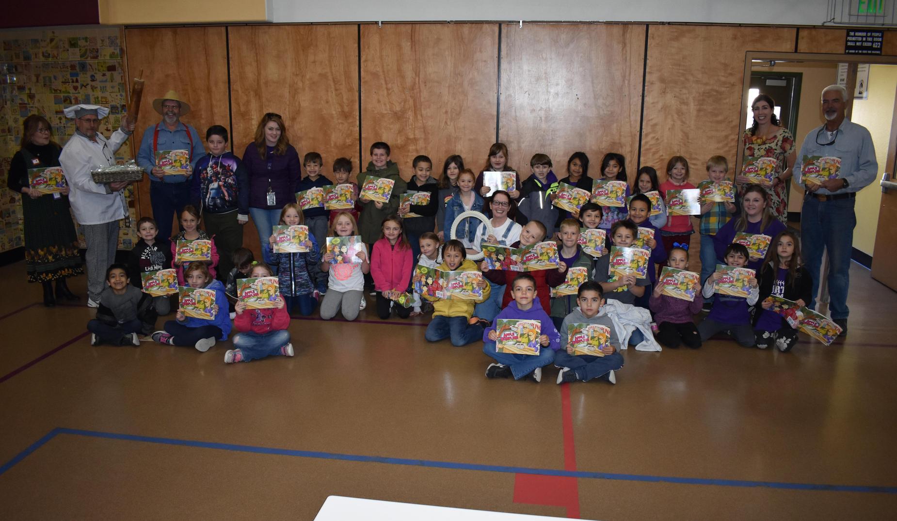 Rotary Club presents