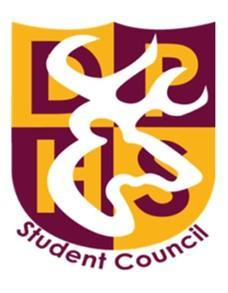 DPHS North Campus Student Council Logo