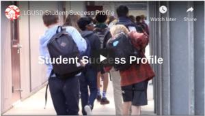 Video Screenshot (Students walking)